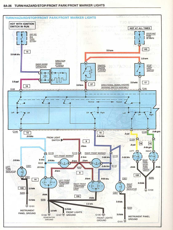 1980 corvette wiring diagram 1980 xt250 wiring diagram 1980-82 instrument panel wiring diagram help ...