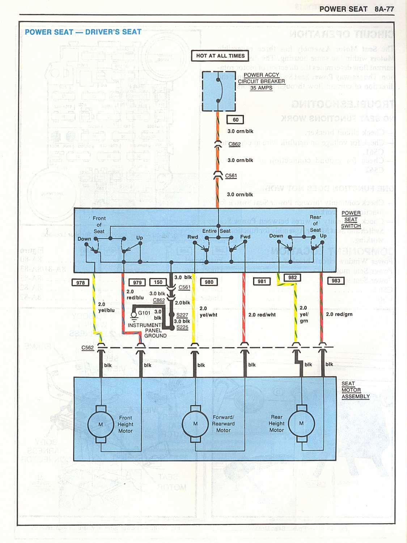 8a-77  Corvette Ignition Key Wiring Diagram on smart car,